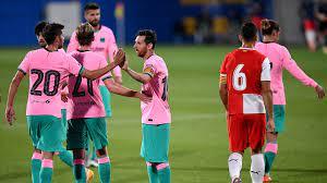 فيديو: أهداف مباراة برشلونة الودية أمام جيرونا