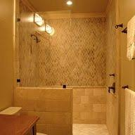 Captivating Small Walk In Shower No Door Ideas - Best idea home .