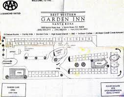 best western garden inn santa rosa ca. Perfect Santa Best Western Plus Garden Inn Lageplan On Inn Santa Rosa Ca S