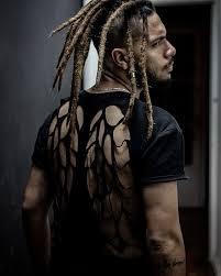 By Zion Dreads Naturais Com Alongamento De Cabelos Humano Modelo