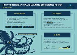 Science Poster Background How To Design An Award Winning Conference Poster Social