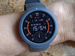 Tried it: <b>Amazfit Verge Lite</b> Smartwatch Reviewed - NotebookCheck ...