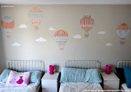 decoration wall decals girl room classic themes impressive lamp purple bedroom