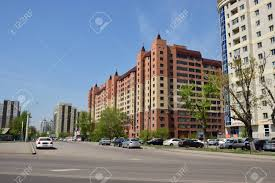 modern residential building. Wonderful Building Banque Du0027images  Modern Residential Building In Astana Capital Of  Kazakhstan In Residential Building