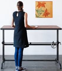 home office standing desk. how to stylishly design a standing desk into your home office d