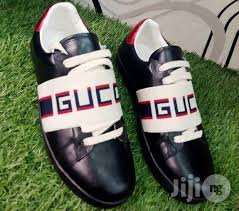 gucci stripe leather low heel sneaker in lagos mainland shoes kola salami jiji ng for in lagos mainland shoes from kola salami on jiji ng