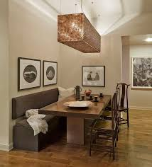 banquette dining room furniture. dining room tables with benches try mixing it up at your table banquette furniture