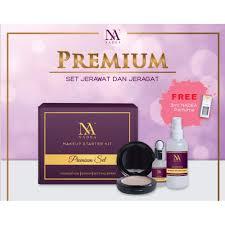nadea cosmetic premium set 11street msia
