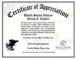 Award Of Appreciation Wording Certificate Resume Template