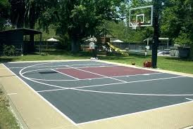 outdoor basketball court paint backyard basketball how to paint a court t size elegant outdoor hoop outdoor basketball court paint