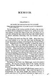 the works of robert murray mccheyne vols bible software sample pages