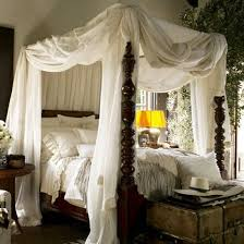 Excellent 17 Best Canopy Bed Drapes Images On Pinterest 34 Beds Canopies  Within Canopy Beds With Drapes Popular