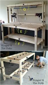 Garage Workbench Plans And Patterns Interesting 48 Important Things To Consider On Bedroom Furniture Plans