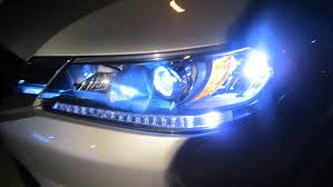 2015 Honda Accord Light Bulb Size What Kind Of Headlights Are Best Top Speed