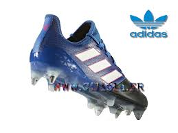 adidas ace 17 1 leather soft ground boots blue white black ba9192