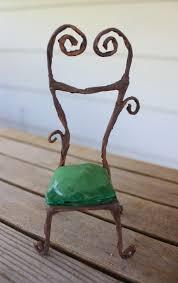 mini furniture. Make Miniature Furniture. Fairy Furniture Chair Tutorial #fairygarden #beneaththeferns 1 G Mini S
