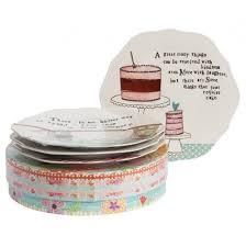 <b>Набор из 4 тарелок</b> в подарочной упаковке Story About Us ...