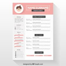 Pretty Resume Templates Creative Resume Templates Free Download Beautiful 100 Beautiful 20