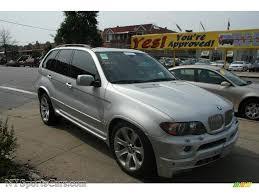 2004 BMW X5 4.8is in Titanium Silver Metallic photo #4 - E81799 ...