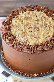 slice of german chocolate cake. Fine Cake German Chocolate Cake To Slice Of C