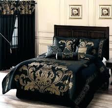 burdy comforter set king gold bed