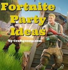 Diy Party Printables The Best Biggest Free Fortnite Party Ideas List Party Ideas