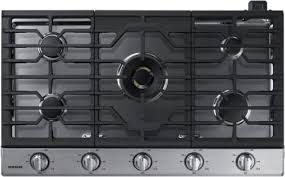 36 inch gas cooktop with griddle. Exellent With Samsung NA36N7755TS  Stainless Steel In 36 Inch Gas Cooktop With Griddle D