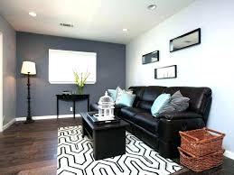 area rug for brown leather couch what colors match with furniture color goes a colour cus