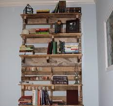 pallets furniture plans. pallet-bookshelf (7) pallets furniture plans