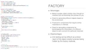 Programming Design Patterns Simple JS Design Patterns Reactive Programming