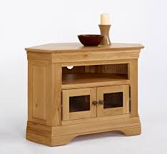 Corner Tv Unit Oak Corner Units Oak Corner Cabinets Ebay Cheshire Oak Corner Tv