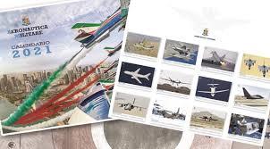 Calendario Aeronautica Militare 2021 – Club Frecce Tricolori Jesolo