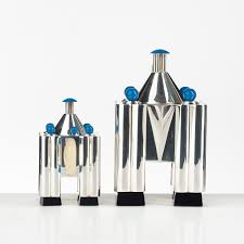 Michael Graves Design Coffee Maker Michael Graves A Five Pieces Sterling Tea And Coffee