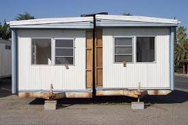 large mobile home