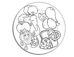 Healthy Food Coloring Full Size Of Healthy Food Coloring Pages For