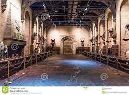 Hogwarts Set Design The Set Of The Great Hall As Hogwarts Leavesden Uk