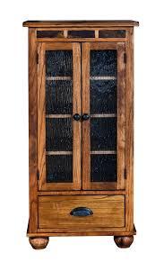 Sunny Designs Rustic Oak Sunny Designs Sedona Rustic Oak Audio Pier The Classy Home
