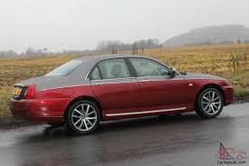 July 2004 Rover 75 2.0 CDTi Auto Connoisseur SE Saloon