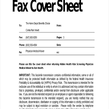 Fax Cover Sheets Examples Samples Return Sample Sheet Letters For