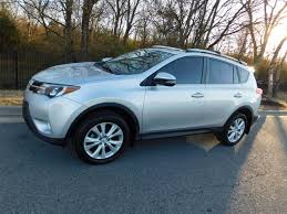 2013 Used Toyota RAV4 LIMITED at Toyota of Fayetteville Serving ...