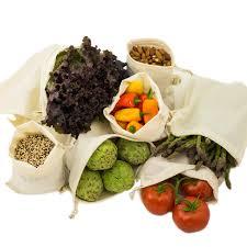 Muslin <b>Reusable Produce Bags</b> — Simple Ecology