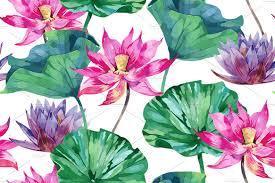 Lotus Pattern New Design Inspiration