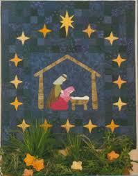 Nativity Quilt: Mom made this | Nativities | Pinterest | Christmas ... & Nativity Quilt: Mom made this Adamdwight.com