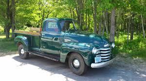 autoliterate: 1950 Chevrolet 3600 3/4 ton