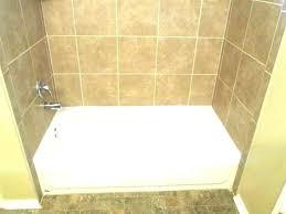 installing backer board around tub tile shelf interior bathtub tile surround with window backer board details