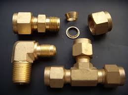 ferrule pipe connector. brass hose fittings,brass components,brass hoses, plugs, bush ferrule pipe connector