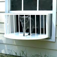 cat window box perch solarium diy suction cups home design sof hanging basket cat perch diy removable window