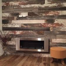 gas fireplace with reclaimed wood reclaimed wood fireplace r35