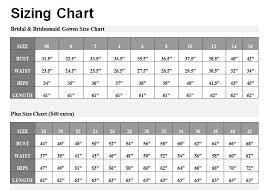 Vera Wang Bridal Size Chart Attractive Wedding Dress Size Chart Sottero Midgley For