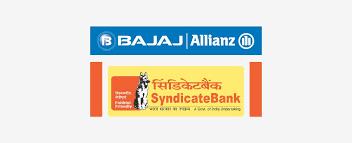 Syndicate Bank Bajaj Allianz Life Insurance And Syndicate Bank Enter